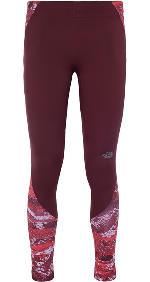 The North Face W's Motus II Tights Mnlghtbludmndpt